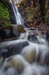 Gweedore Hidden Waterfall (peter_beagan) Tags: waterfall secret hidden gweedore donegal ireland water irish gem canon 5diii 5d