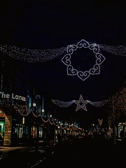 340/365 (Charlie Little) Tags: carlisle cumbria night lights christmas streetphotography leica cameraphone mobilephotography huawei p30pro p365 project365