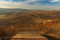 view from Kovar overlooking the suburbs of Budapest (Behind Budapest) Tags: 2019 365project 70d budapest canon hungary kovar magyarorszag nyek autumn autumnfoliage city colours erdo fall forest hill kertvaros kulvaros landscape nature outdoor outdoors outside suburb termeszet town urban woods tranquilscene mountain scenics beautyinnature nopeople sky field clearsky traveldestination travel 250v10f