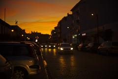 Sunset - Coruche (Capturedbyhunter) Tags: fernando caçador marques fajarda coruche sorraia ribatejo santarém portugal pentax k1 smc k 50mm 50 f112 112 f12 12 sunset pôr do sol street photography fotografia de rua pentaxart