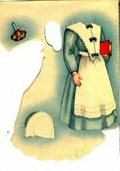PRUDENCE PILGRIM GARMENT (Kleiaa) Tags: thanksgiving thanksgivingpaperdolls pilgrim pilgrimpaperdoll paperdoll helenpage helenpagepaperdoll