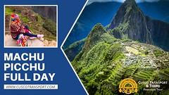 Machu Picchu by train is the most comfortable way to visit the Inca citadel of Machu Picchu tour in one full day. We provide you with the best professional service to make your experience of visiting Machu Picchu unforgettable. You will have the opportuni (cuscotransportweb) Tags: privatetours tourcusco citytourcusco travel machupicchu sacredvalley cuscoperú cuscotransport