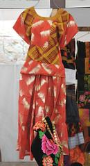 Oaxaca Mexico Textiles Huipil Skirt Tehuana (Teyacapan) Tags: tehuana juchitan oaxaca mexican clothing ropa huipils skirts outfits