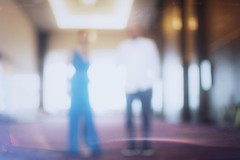 Electric blue (Mister Blur) Tags: electric blue icehouse couple inlove blur blurism theblurs thegrand moon palace resort cancún hotel hall celebration fiesta party desenfoque light leak rivieramaya nikon d7100 35mm nikkor lens f18 snapseed rubén rodrigo fotografía