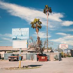 Acadian Court (bugeyed_G) Tags: tucson arizona southwest desert vintage usroute80 motel acadiancourt sign