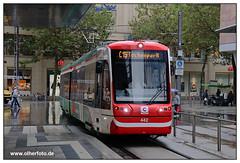 Tram Chemnitz - 2019-28 (olherfoto) Tags: tram tramcar tramway strasenbahn strassenbahn villamos chemnitz citybahn citylink
