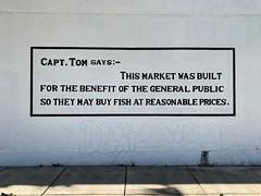 Former Capt. Tom's Sea Food Restaurant Downtown Miami (Phillip Pessar) Tags: sea food restaurant downtown miami toms capt