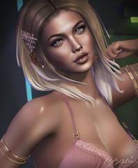 I love myself (babibellic) Tags: secondlife sl glamaffair girl genusproject avatar aviglam blogger beauty bento babigiobellic babibellic portrait people eyes nanika virtual