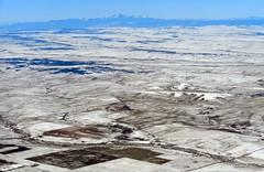 Pikes Peak (zeesstof) Tags: aerial aerialview businesstrip commercial commercialflight flight geo:lat=3974955119 geo:lon=10455312765 geotagged houstontodenver iahtoden triptodenver unitedairlines viewfromwindow zeesstof