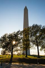 Washington Monument (leehobbi) Tags: washingtondc monument sunset historic