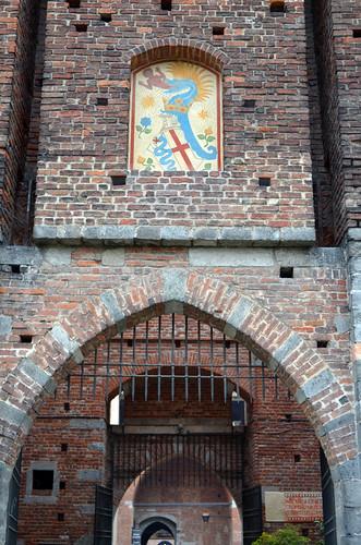 Porta Del Barchio [Milan - 2 November 2019]