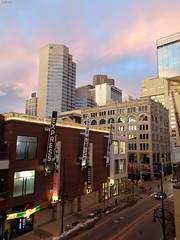 16th Street and Glenarm Place (zeesstof) Tags: architecture businesstrip colorado denver downtowndenver geo:lat=3974336059 geo:lon=10499086314 geotagged triptodenver zeesstof