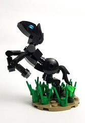 Little Horse on the Prarie (Klikstyle) Tags: lego horse equestrian microscale vignette