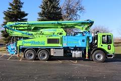 Complete Transfer LLC Concrete Pump Truck (raserf) Tags: complete transfer llc concrete cement truck trucks mack putzmeister pump pumper pumping sturtevant wisconsin racine county louisville lexington elizabethtown bardstown paducah kentucky