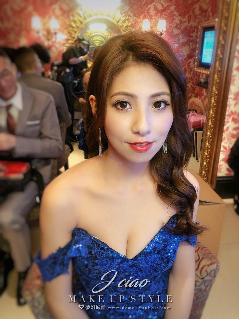 【新秘婕喬】bride家蓉 訂結婚造型 / 韓系,仙女,浪漫風