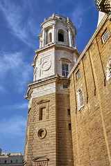 Santa Cruz Cathedral (Yuri Rapoport) Tags: church 2017 costadelaluz andalusia spain cadiz cathedralofthesaintcrossofcadiz