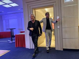 G.G.Anderson und Hansy Vogt