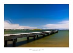 Lake Rotorua in 647 Seconds! (Dominic Scott Photography) Tags: dominicscott sony newzealand lake rotorua bayofplenty longexposure leefilters leeirnd 15stop superstopper sel2470gm gmaster ilce7rm3 manfrotto jetty wharf