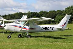 G-BGFX (GH@BHD) Tags: gbgfx cessna cessna152 c152 c150 cessna150 redhillairfield redhill aircraft aviation