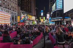 Times Square (Samarrakaton) Tags: samarrakaton 2019 nikon d750 2470 newyork nuevayork usa eeuu estadosunidos gente people urbana street callejera nocturna night manhattan