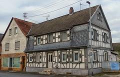 Götzenhain Fachwerkhaus (wernerfunk) Tags: fachwerk architektur hessen dorf village