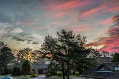 Cloud Lapse (nicklucas2) Tags: cloud timelapse sunrise