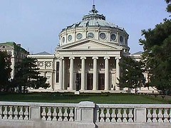 romanian-atheneum-bucharest (activeholidays.romania) Tags: bucharest romania citytour