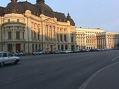 national-library (activeholidays.romania) Tags: bucharest romania citytour