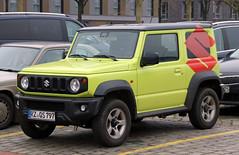 Jimny (Schwanzus_Longus) Tags: germany german bremen car japan modern japanese offroad 4x4 4wd vehicle suzuki suv awd jimny offroader