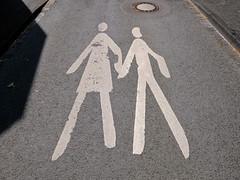 Vorsicht. Kinder! (Werner Schnell Images (2.stream)) Tags: ws vorsicht kinder street art
