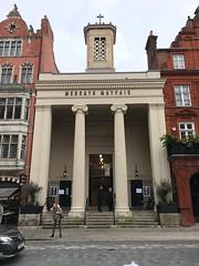 Mercato Mayfair (Matt From London) Tags: mercatomayfair church foodhall