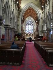 St. Margaret church. (daveandlyn1) Tags: stmargaretchurch bodelwyddan northwales pulpits stalls stainedglasswindow people pralx1 p8lite2017 huaweip8 smartphone psdigitalcamera cameraphone