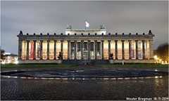 Altes Museum (1823-1830) (Wouter Bregman) Tags: building berlin museum architecture germany deutschland musée mitte architectuur duitsland berlijn altes allemagne lustgarten герма́ния