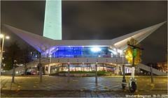 The Pavilion at Fernsehturm's base (Wouter Bregman) Tags: paviljoen beton béton concrete pavillion umbauungskomplex fernsehturm berlin mitte berlijn germany deutschland duitsland allemagne герма́ния