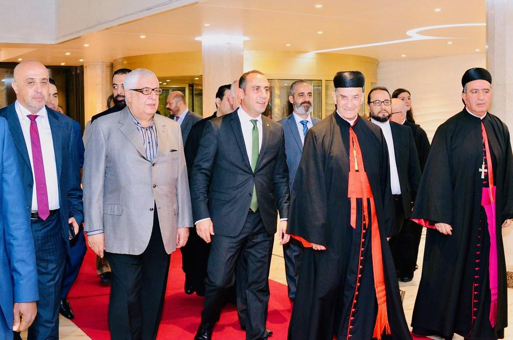 Patriarch Visit to Lagos, Nigeria