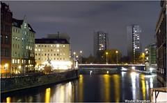 Rathausbrücke (Wouter Bregman) Tags: river rivière brug fleuve rivier rathausbrücke bridge berlin germany deutschland allemagne mitte duitsland berlijn герма́ния