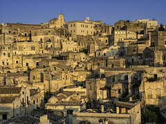 Tight (Pawel Wietecha) Tags: tight matera italy apulia europe architecture art green brown vivid tube city architecturalphotography color colors design old town yellow beige buildings rock mountain sun sky blue orange travel trip light outside outdoor journey