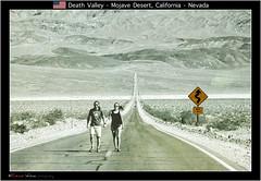Death Valley ( Eduard Wichner) Tags: deathvalleynationalpark deathvalley california nevada badwaterbasin zabriskiepoint zabriskie desert mojavedesert greatbasindesert lowestelevationinnorthamerica lowestelevation hottestplacesintheworld