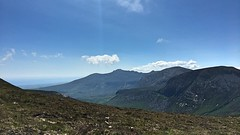 Slieve Donard, 26/06/2019 (Milepost98) Tags: slieve donard ni northern ireland ulster mourne mountain mountains hill hills hike county down saddle binnian lamagan
