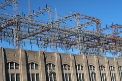 Conowingo Dam (karma (Karen)) Tags: conowingodam harfordco maryland dams hydroelectric walls windows wires hww
