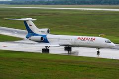 RA-85835 (PlanePixNase) Tags: aircraft airport planespotting haj eddv hannover langenhagen tupolev t154 tu154 154 pulkovo rossia