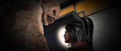 Alien - second life unedit (U.F.O Abduction the ExXxperience -ADULT ONLY, White Bay) (wuwaichun (sometimes on - sometimes off)) Tags: firestormsecondlife wuwaichun adventure art artphotography artwork foto guide life mysterious photo pic place sl second secondlife destination travel story portrait selfportrait avatar secondlife:region=whitebaysecondlifeparcelufoabductiontheexxxperienceadultonlysecondlifex62secondlifey136secondlifez2501