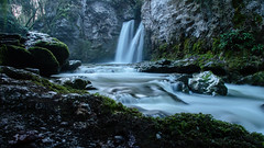 Tine de Conflens (Jean-Luc Chassot - Cugy(FR)) Tags: tine tinedeconflens waterfall cascade poselongue venoge