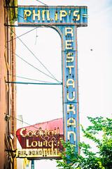 Philip's Restaurant (Thomas Hawk) Tags: america pennsylvania philadelphia philipsrestaurant philly usa unitedstates unitedstatesofamerica neon neonsign restaurant fav10 fav25 fav50 fav100