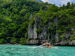 Riding on a native wooden motorized boat, one can really have the thrill of enjoying the majestic tropical world. (catching image memories) Tags: palawan palawanphilippines philippines tropicalsea tropicalbeach tropical forest trees greensurroundings mountsin sea banca motorizedboats travelling travelphotography travel holiday vacation flickrcentral inexplore beautifulcapture explore trending sony zeiss follow following follower followers views view comment comments favorites favorite faves fave creative flickr photography manual aperture shutter iso like likes norule norules nolimit nolimits award overtheexellence common