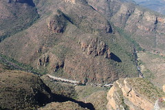 The Blyde River - Blyde River Canyon (Rckr88) Tags: blyde river canyon blyderivercanyon the theblyderiver rivers mountains mountain cliffs cliff rocks rock nature naturalworld outdoors water travel travelling mpumalanga southafrica south africa