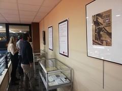 Instantánea de la exposición (Centro de Estudios de Castilla-La Mancha (UCLM)) Tags: guerracivilespañola spanishcivilwar19361939 guerrecivileespanole19361939 exposiciones exhibitions universidaddecastillalamancha centrodeestudiosdecastillalamancha universiteclermontauvergne