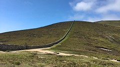 Slieve Donard, 26/06/2019 (Milepost98) Tags: slieve donard ni northern ireland ulster mourne mountain mountains hill hills hike county down wall saddle commedagh