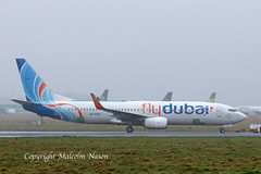 B737-8KN A6-FDW FLYDUBAI (shanairpic) Tags: jetairliner passengerjet b737 boeing738 shannon flydubai a6fdw