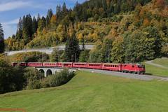 """RhB Ge 4/4"""" 613 « Domat/Ems » (Bradley Morey) Tags: rhb rhätische bahn ge 44 serneus graubünden grisons grischa suisse schweiz switzerland trainspotting train photography photo"""
